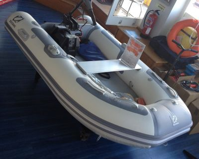 Electric Pack – Zodiac Cadet 230 + Electric Engine Yamaha M18 – 1.250€ + VAT